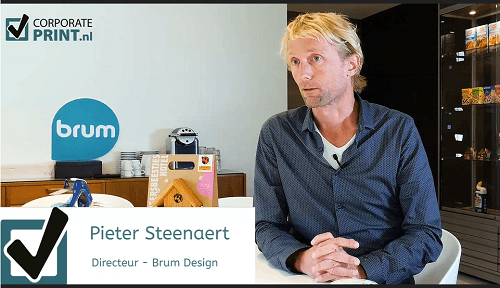 corporate print pieter steenaert brum design